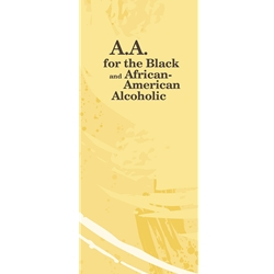 A.A. for the Black and African American Alcoholic