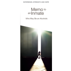 Memo to an Inmate