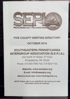 5-County Meeting Directory