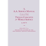 A.A. Service Manual - Large Print