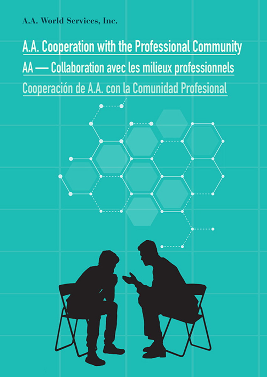 A.A. Cooperation with the Professional Community (DVD)