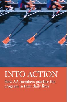 Into Action - Stories from AA Grapevine (SOFT COVER)
