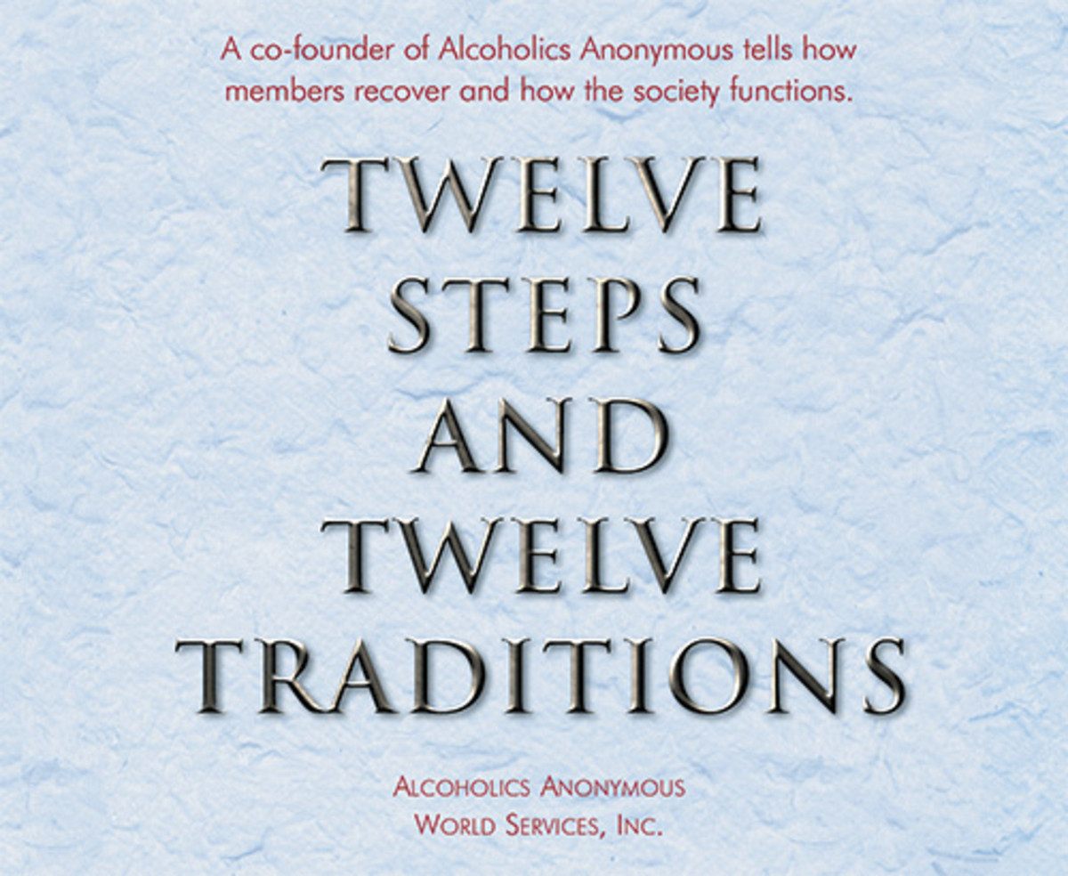 Twelve Steps and Twelve Traditions - CD