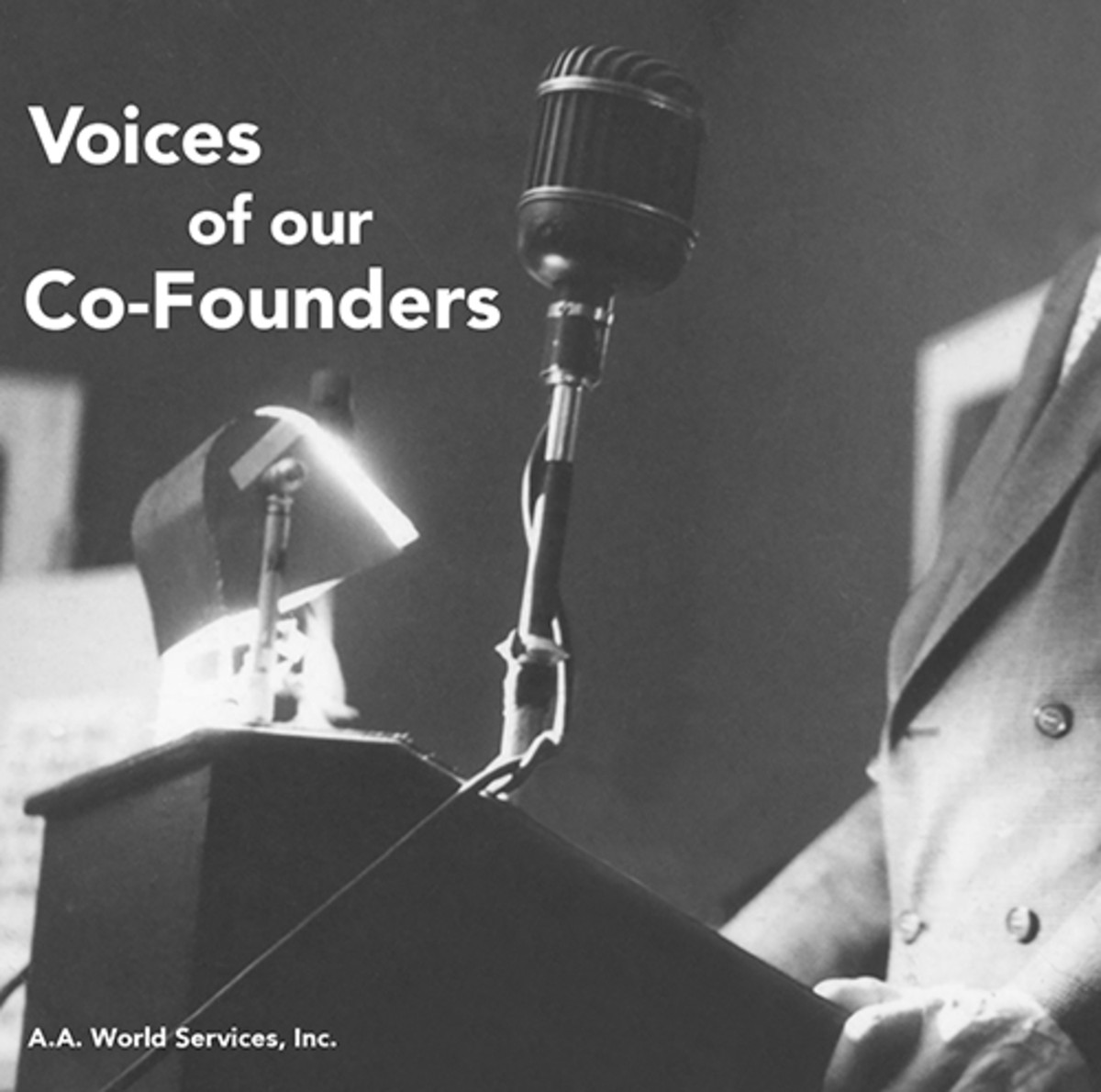 Voices of Our Co-Founders - CD