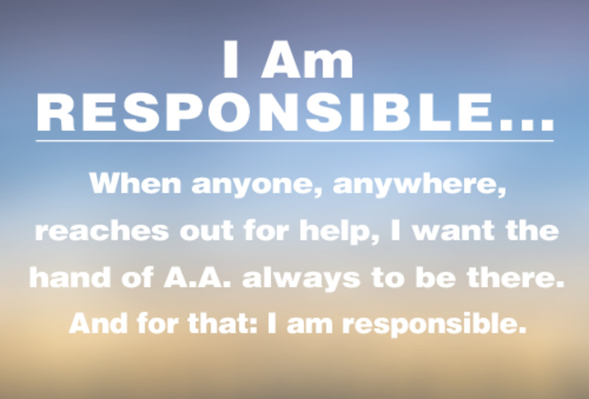 Responsibility Placard