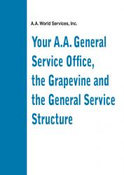 Your A.A. GSO, GV & Service Structure - DVD